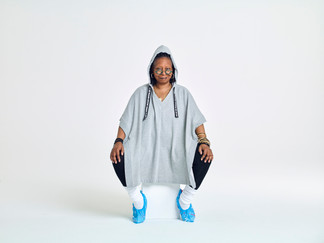 Whoopi Goldberg Launches Comfort-Driven Clothing Line: DUBGEE