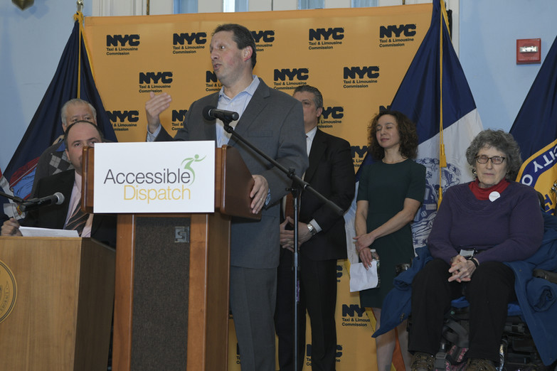 NYCTLC ACCESSIBLE DISPATCH
