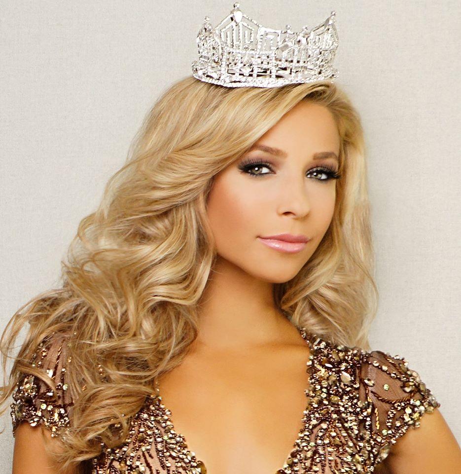 Miss America 2015 Kira Kazantsev