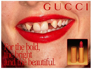 GUCCI MAKEUP MARKS ITS RETURN WITH 58 NEW LIPSTICKS.