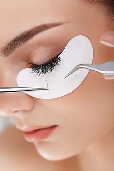 Time machine salon eye lash extension services vashi navi mumbai