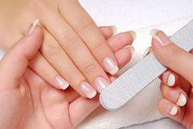 Time Machine salon manicure services