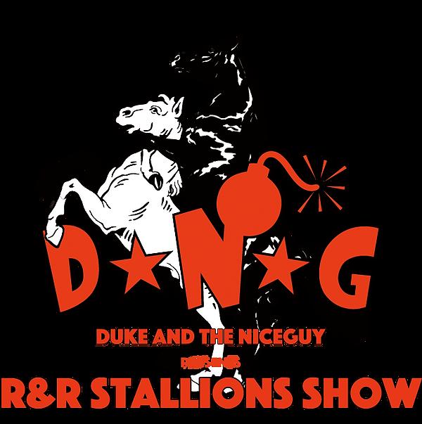 duke & the niceguy,R&R Stallions Show,ロカビリー,イベント