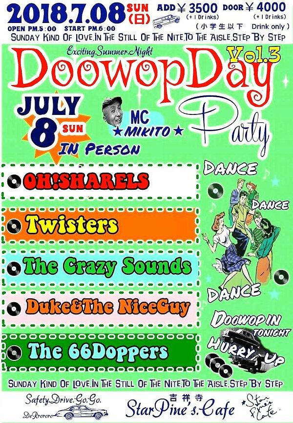 Doowop Day Vol.3,duke&the niceguy
