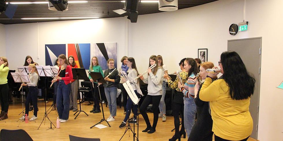 Fløytegruppe B