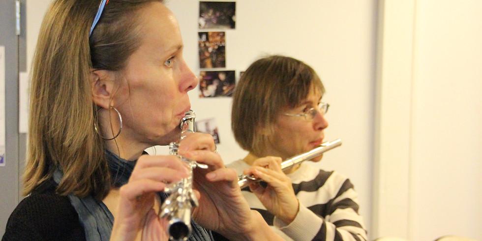 Fløytedag for voksne amatører