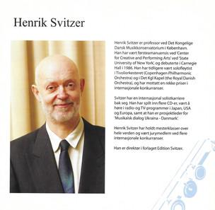 Henrik Svitzer