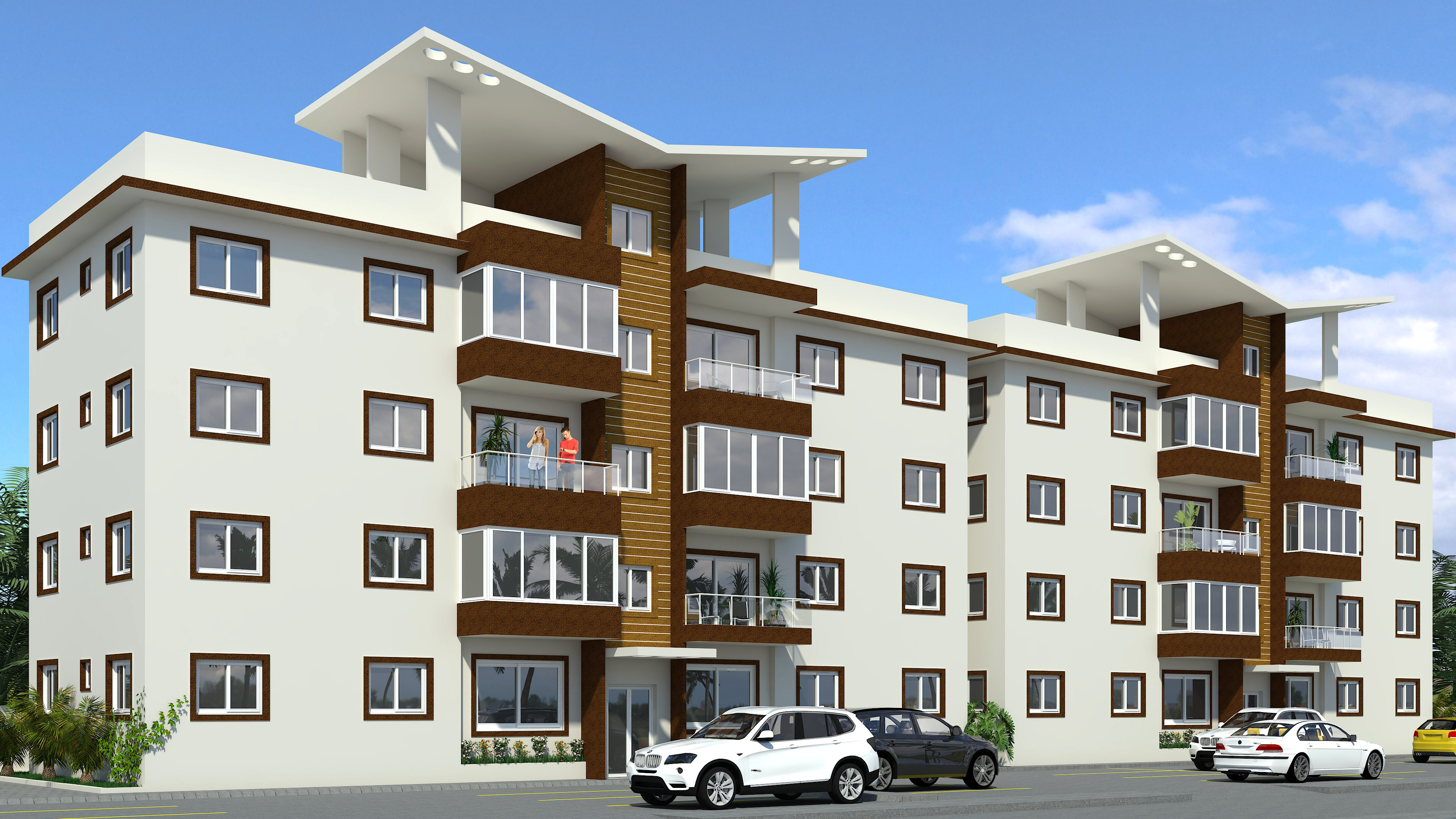 Residencial P-8