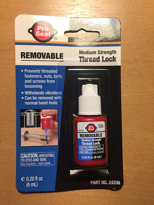 Pro Seal, Thread Lock, Tie Lock