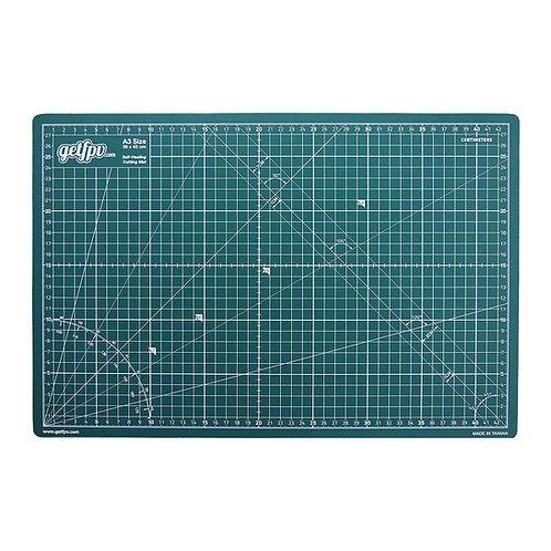 Self-Healing Cutting Mat, 30x45cm - Green