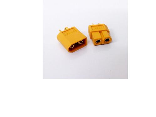 Conector XT60 Par Macho y Hembra