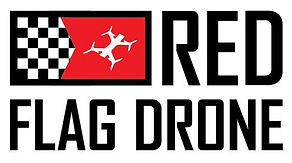 logo red flag drone
