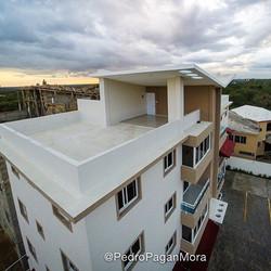Vista de la Terraza, Aerial View #apartamentos #resdoñacarmen