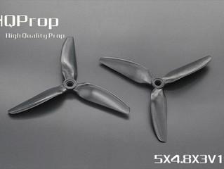 Descuento de Fábrica HQ Durable Prop 5X4.8X3V1S