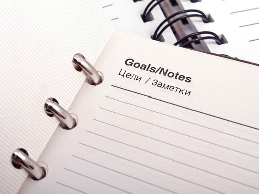 5 Objetivos de año que te harán más Exitoso