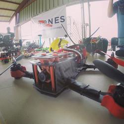 -Taller de Armado y Soladura de Drone Racing, Instructor Valentin Colon -Taller de Vuelo Racing de D
