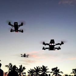 FPV 250, Drodo, Drones Dominicanos Racing,