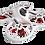 Thumbnail: Emax Tinyhawk Indoor FPV Racing Drone BNF F4 4in1 3A 15000KV 37CH 25mW 600TVL