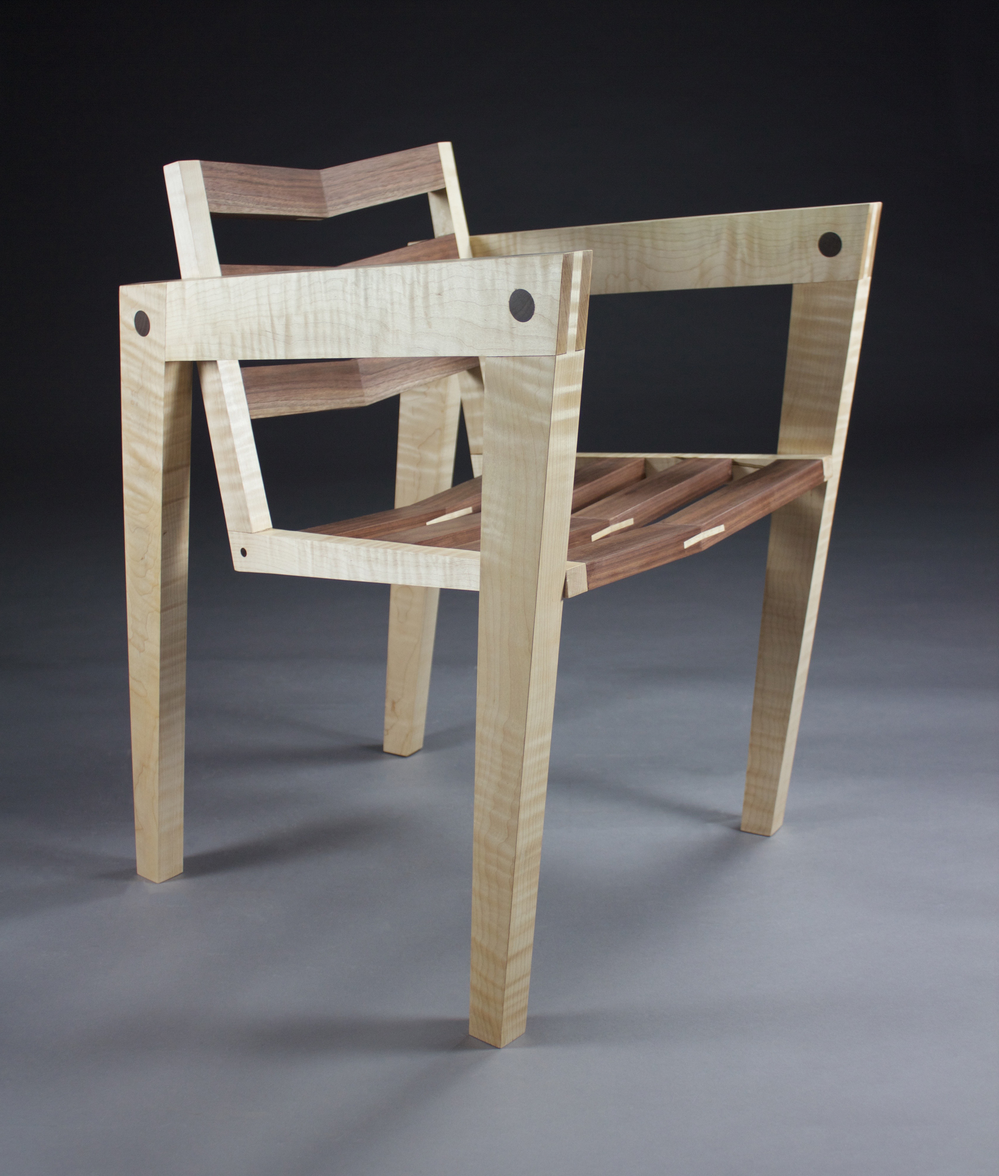 Tilted Chair