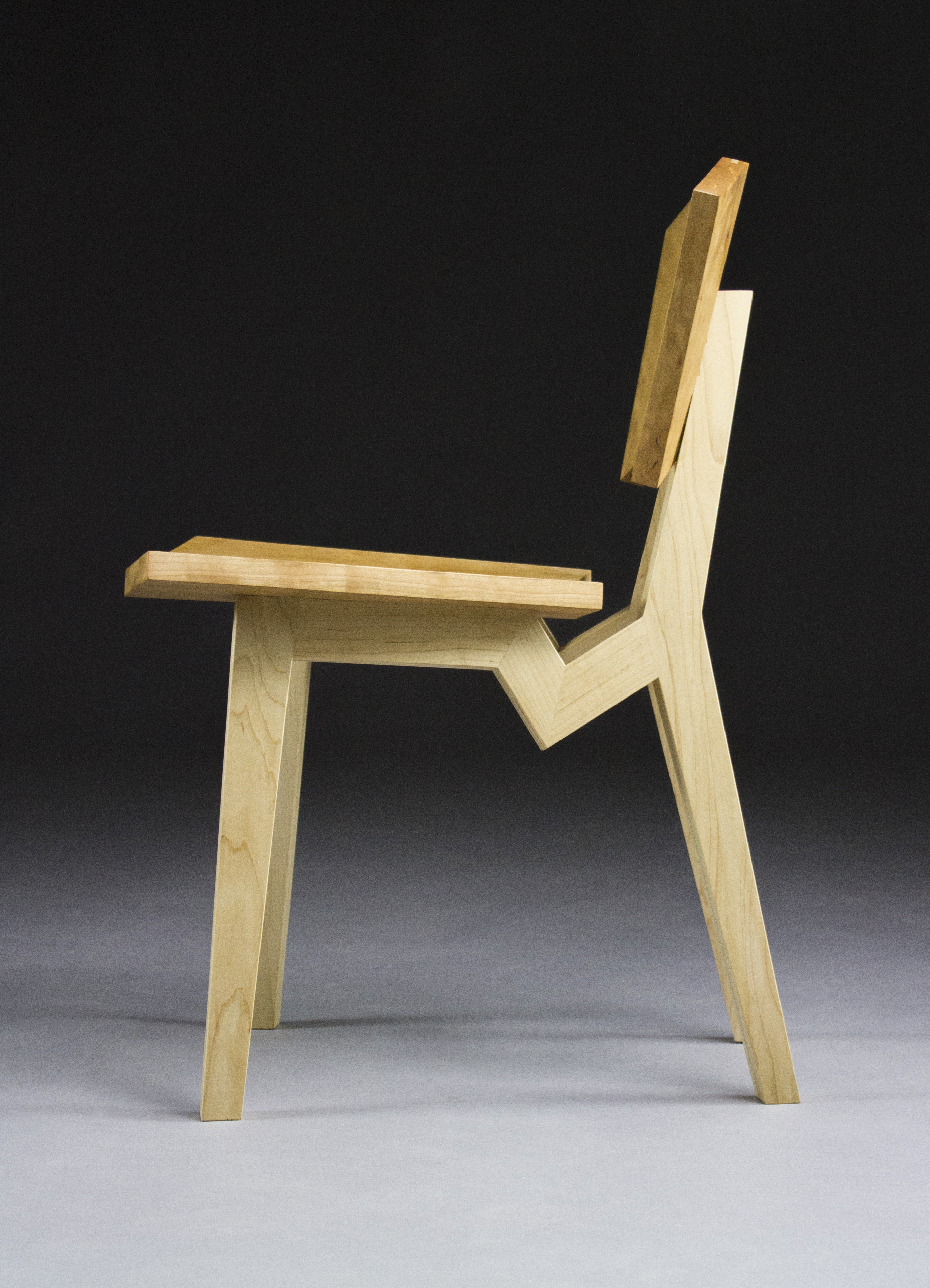 Shell Back Chair