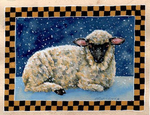 Midwinter's Sheep