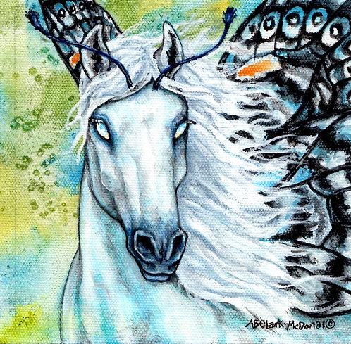 Faery Horse - Moondrop