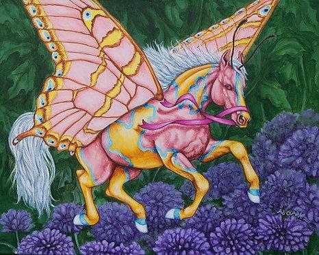 """Faery Horse - Hope"" Print"