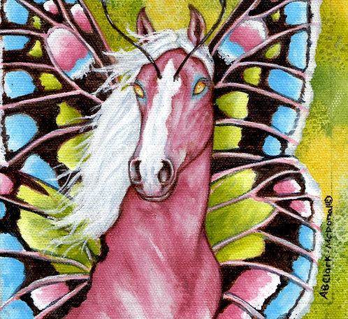 Faery Horse - Gemini