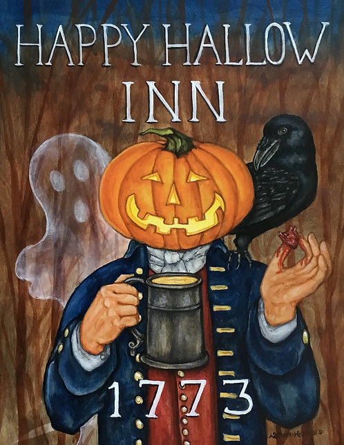 Happy Hallow Inn