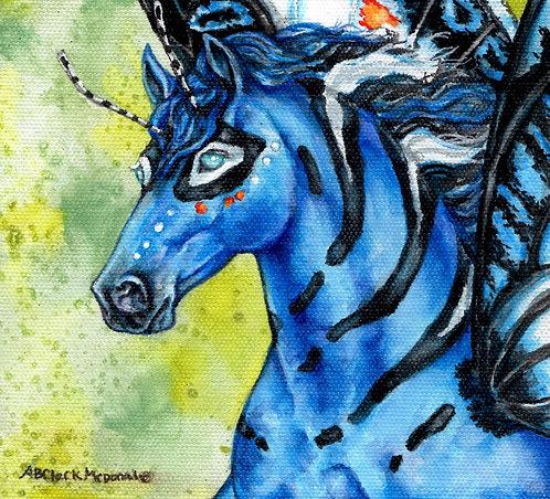 Faery Horse - Stripe