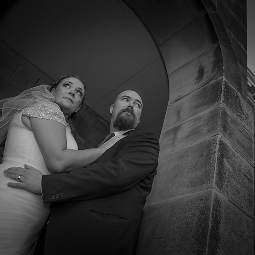 Helen and Chris, Crathorne Hall