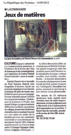 La rép des py 14-09-2012