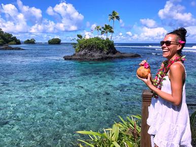 Individual Press Trips, Samoa