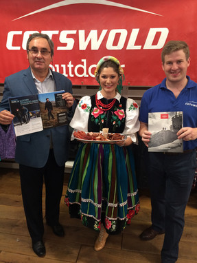 Cotswold Outdoor Brand Partnership, Poland