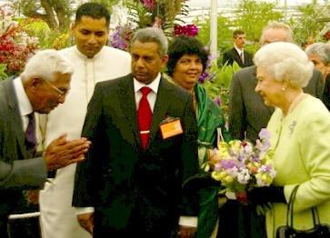 Chelsea Flower Show, Sri Lanka Tourism Promotion Bureau