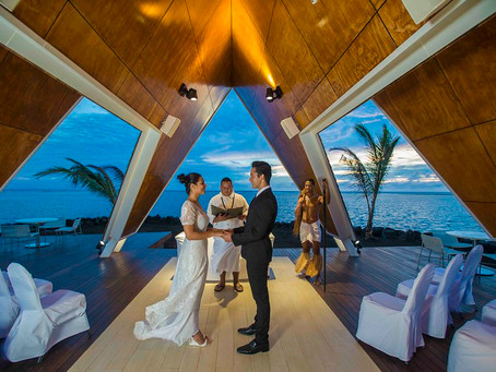 "Beautiful Samoa: Saying ""I do"" In Paradise"