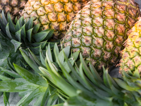 When Life Gives You Pineapples, Make Smoothies!