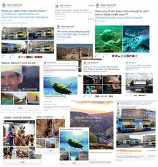 Social Media Campaign, Oman