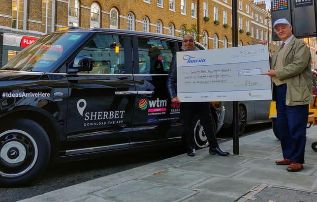 Brand Partnership for Sherbet London