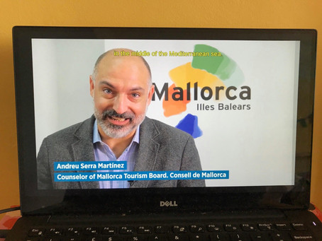 Majorca Promotes Safe and Sustainable Tourism to Visitors at Virtual World Travel Market 2020