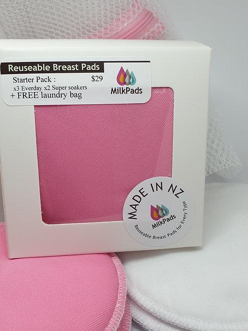 Milk Pads Starter Pack