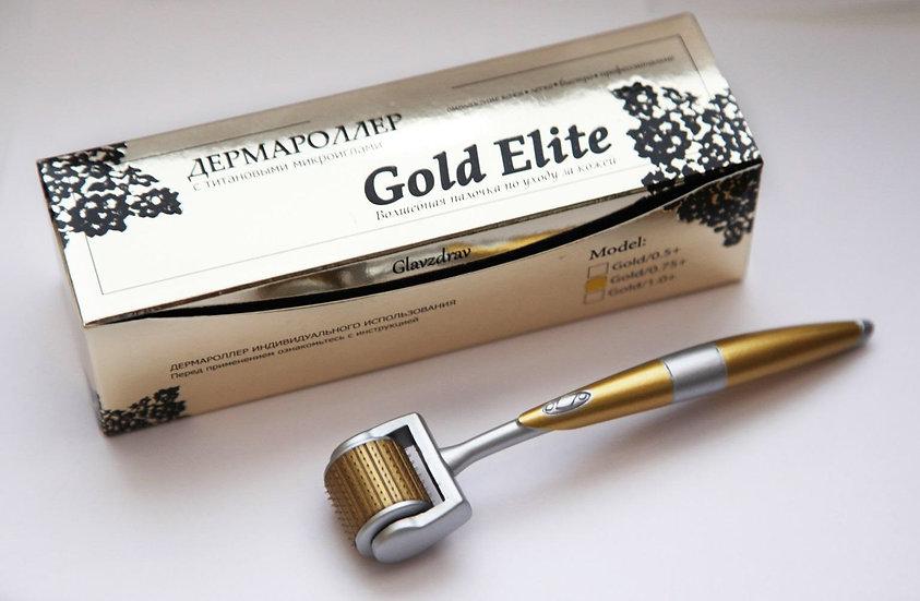 Dermaroller GOLD ELITE