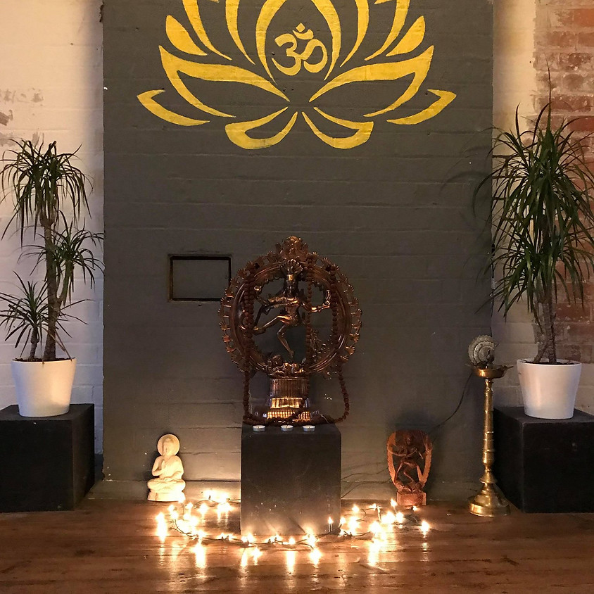 Rise and Shine Energising Yoga Class