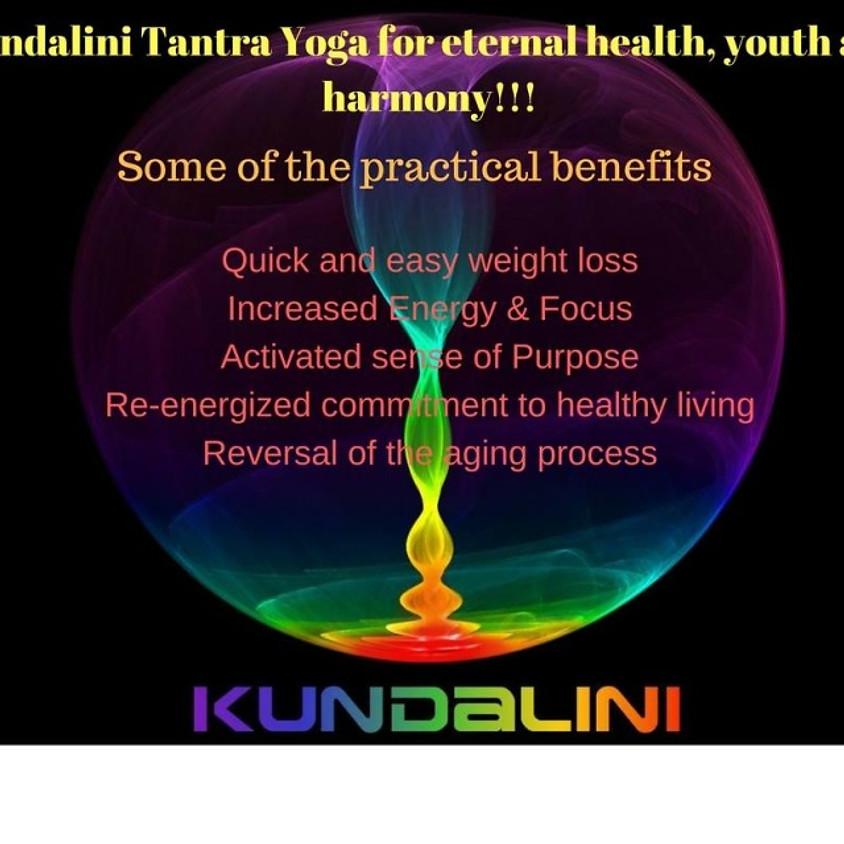 Kundalini Awakening Workshop