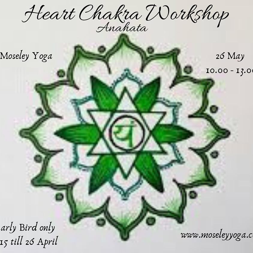 Heart Chakra Workshop (Anahata)