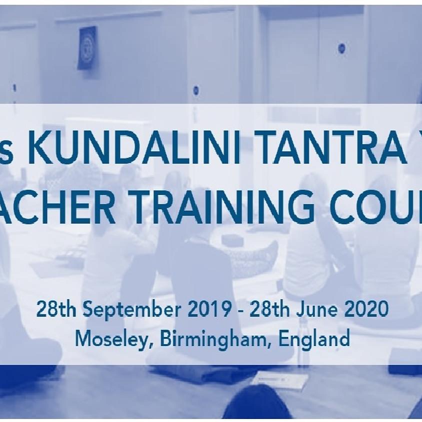 Yoga Teacher Training Course 10 month