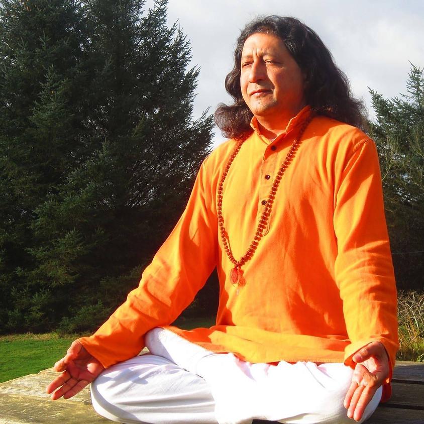 Pranayama, Mantras & Mudras- Bliss Meditation Workshop