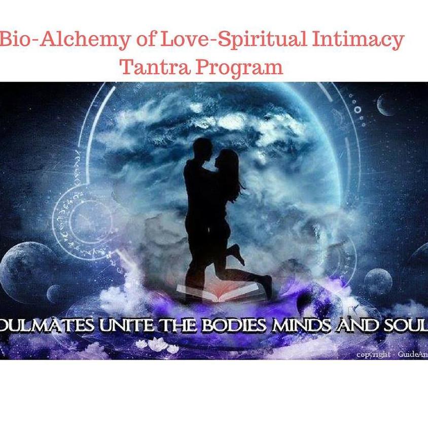 Spiritual Intimacy Tantra Seminar - Finding Your Soul Mate (1)