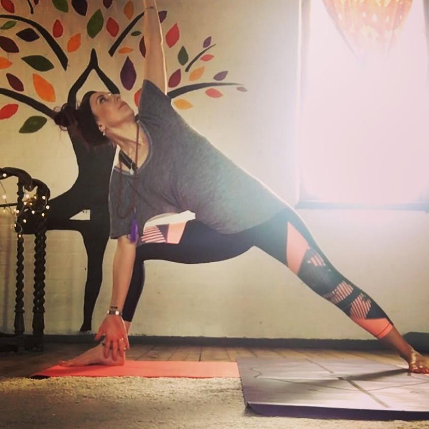Beginners and Beyond Yoga Workshop