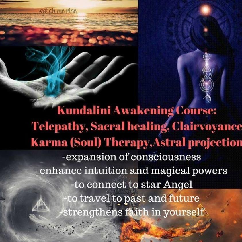 Kundalini Awakening Workshop-Advanced training for Awakened Minds